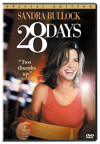 28 DAYS BY BULLOCK,SANDRA (DVD)